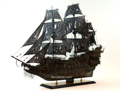 Flying Dutchman ghost ship Model