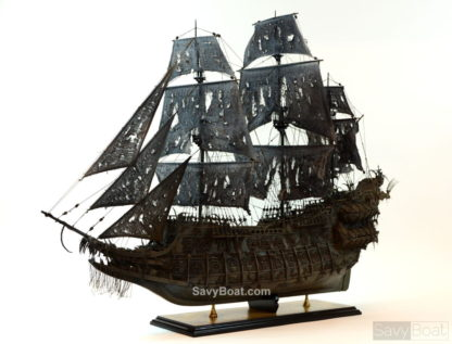 Flying Dutchman ghost ship Model