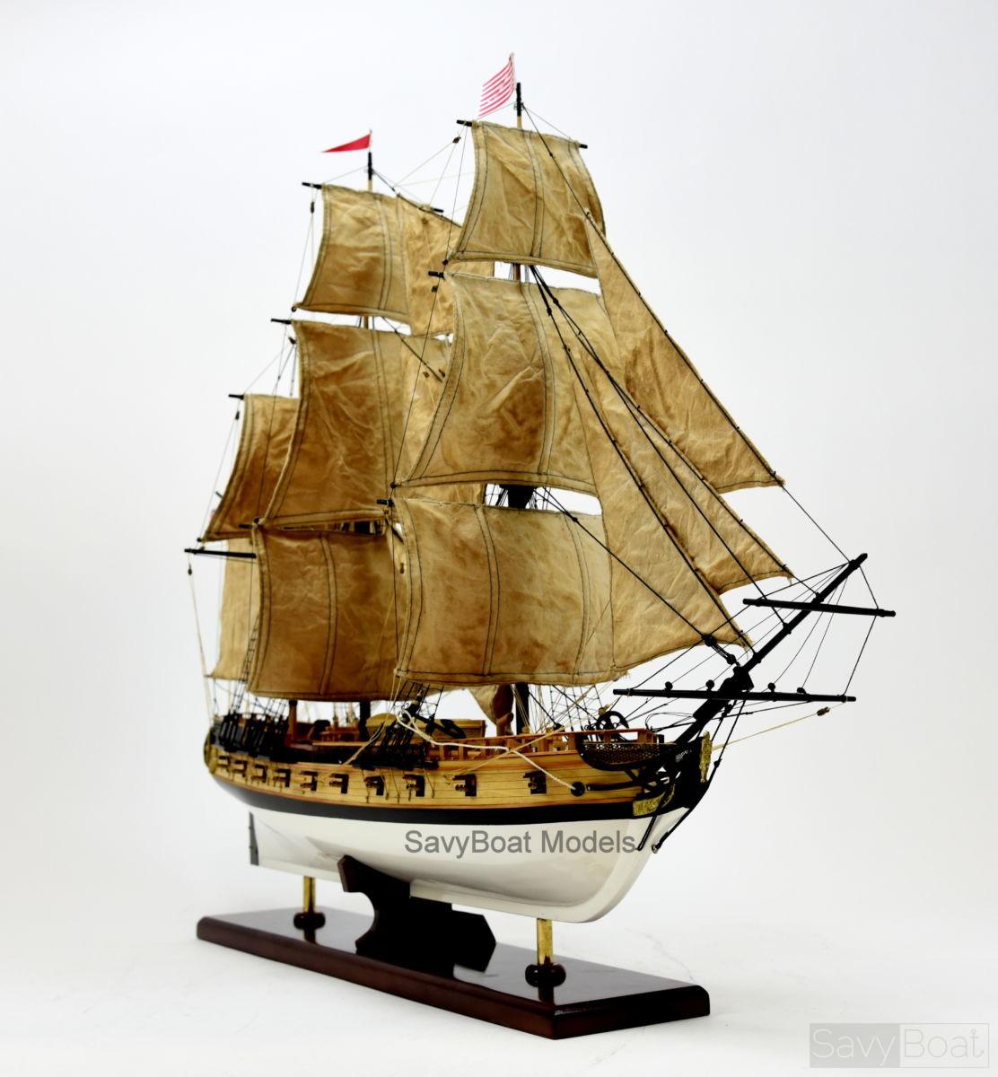 Model Ship Rigging Blocks – Jerusalem House