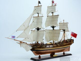 Whydah Gally pirate ship model