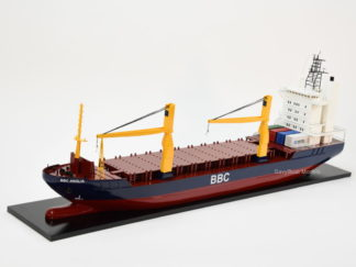 BBC Break Bulk ship model