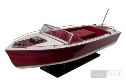 1970 CENTURY RESORTER Woodden model boat