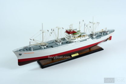 MS Cap San Diego handmade Model Ship
