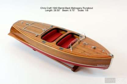 Chris Craft Barrel Back 1940