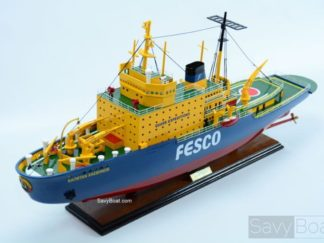 Kapitan IceBreaker handcrafted ship model