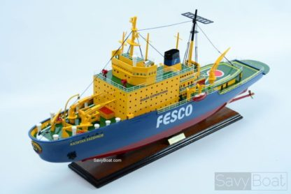 Kapitan IceBreaker handcrafted ship model