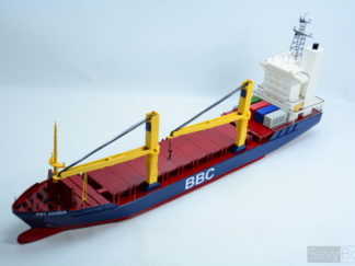 BBC Break Bulk HO scale