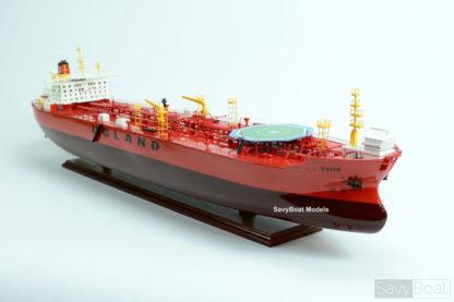 Evita Oil tanker wooden model