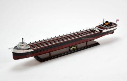Edmund Fitzgerald wooden ship model