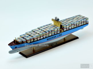 Emma Maersk container ship
