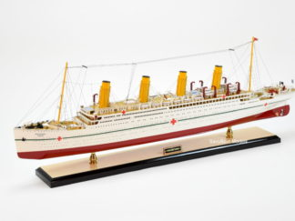 HMHS Britannic ship model