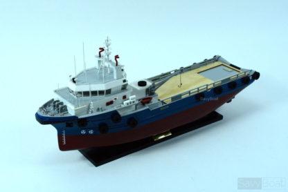 Offshore Support Vessel handmade ship Model