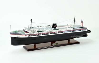SS Badger Passenger Ship model
