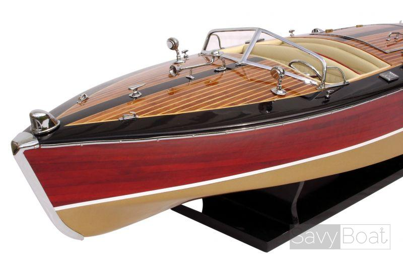 Stancraft Torpedo - Handcrafted Wooden Model Boat | SavyBoat