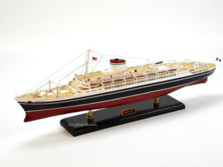 SS Andrea Doria ocean liner Ship model
