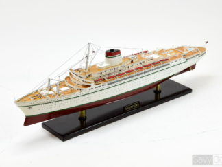 SS Cristoforo Colombo model ship