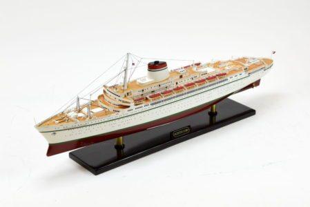 SS Cristoforo Colombo model ship