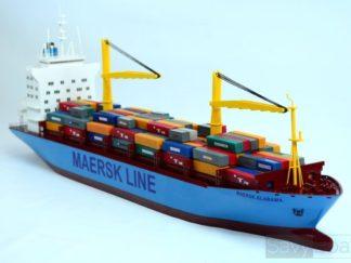 Maersk Alabama Waterline