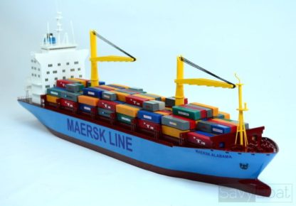 Maersk Alabama Waterline