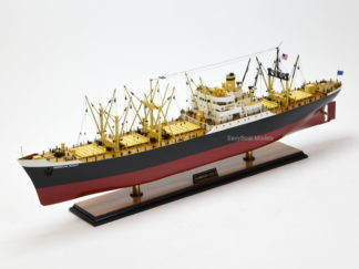 American Scout ship model