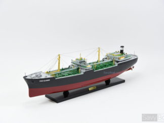 ESSO GLASGOW Oil Tanker handmade model ship