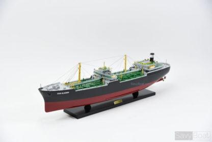ESSO GLASGOW Oil Tanker handmade model ship