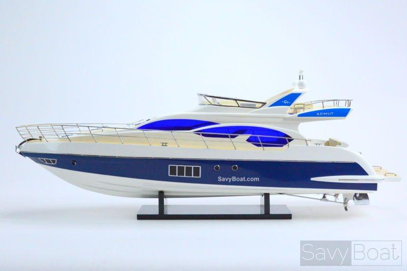 Azimut 64 Flybridge Yacht 34