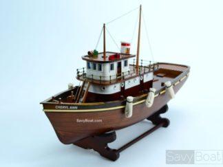 tugboat Cheryl Ann John Herrick captain