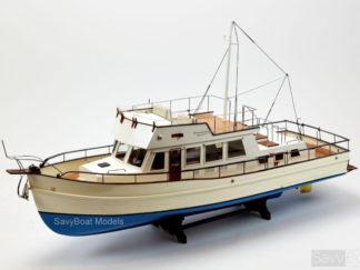 Grand Banks 42 yacht model