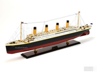Titanic handmade Ship Model
