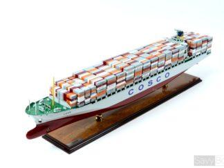 COSCO Container Ship model