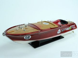 Riva Aquarama Zoom wooden Model boat