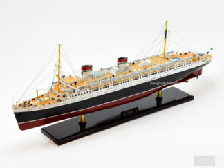SS Rex ocean liner, Italian Line