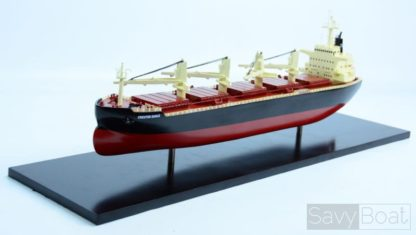 Crested Eagle bulk carrier model