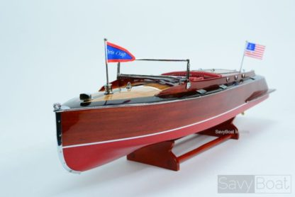 Chris Craft Runabout Handmade Scale model