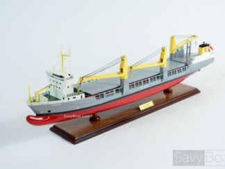 Wiebke Cargo Ship