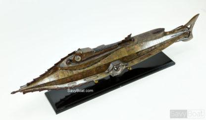 Nautilus submarine model