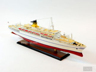 Galileo Galilei ship model