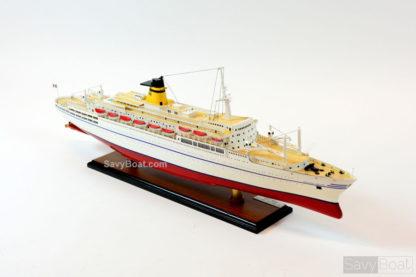 Galileo Galilei ship model