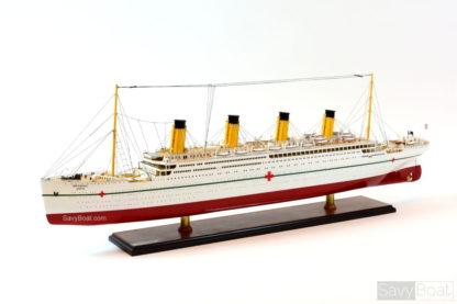 HMHS Britannic handmadel model