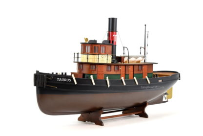 Taurus tugboat model