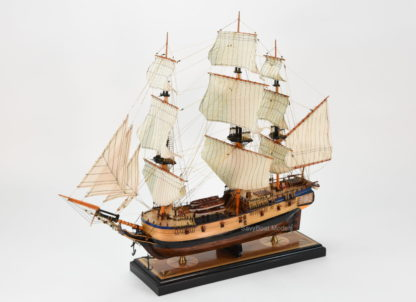 HMS Discovery 1789 Ship Model
