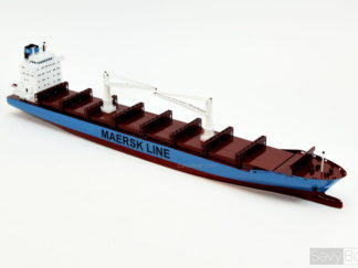 Maersk Alabama Z scale model