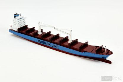 Maersk Alabama Z scale model