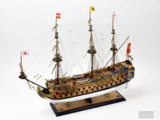 San Felipe ship model