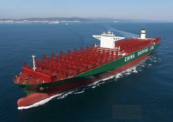 cscl-globe ship model