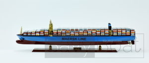 Madrid Maersk Maersk Triple E Class - SavyBoat