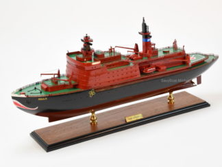 amal Icebreaker ship model