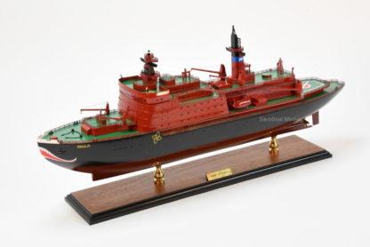 amal Icebreaker ship model