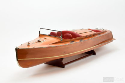 Chris Craft Runabout wodden classic boat